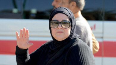 وفاه دلال عبد العزيز وأول تعليق لابنتها ايمي سمير غانم على خبر وفاة والدتها وتفاصيل الجنازة